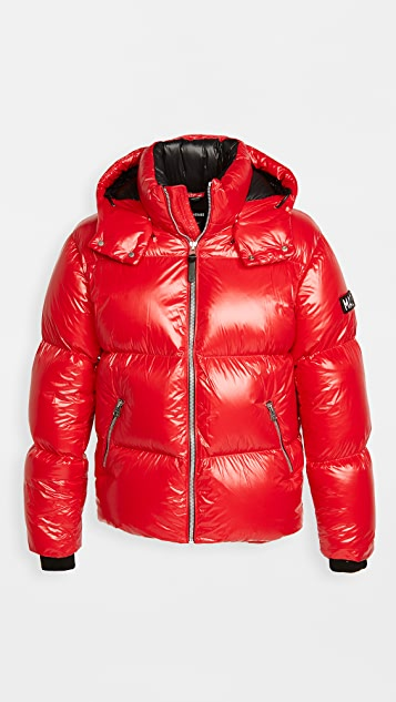 Mackage Kent Hooded Down Puffer Jacket