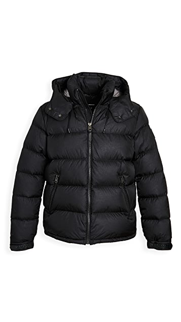 Mackage Jonas Hooded Down Puffer Jacket