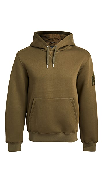 Mackage Hoodie with Rainwear Lined Hood