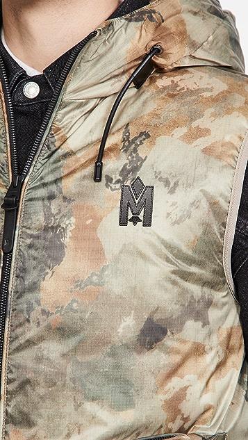 Mackage Camo Vest