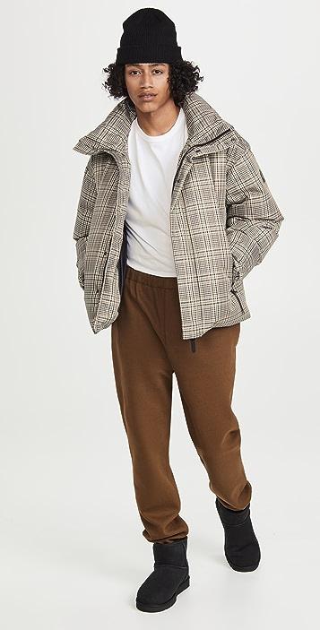 Mackage Davis Plaid Jacket
