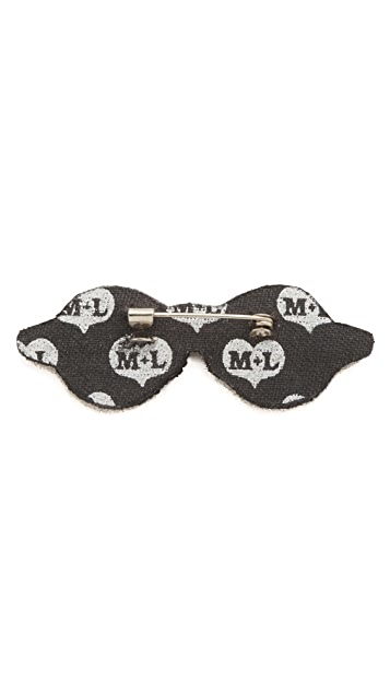 Macon & Lesquoy Eyeglasses Pin