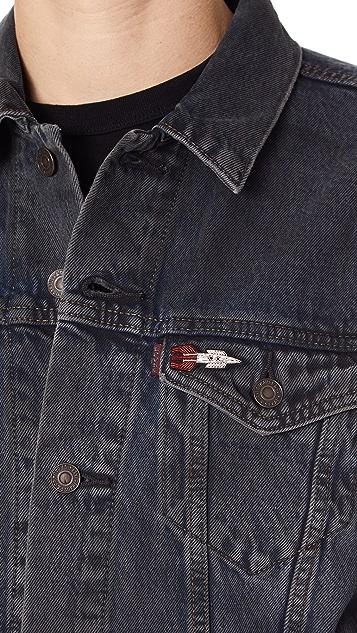 Macon & Lesquoy Rocket Pin