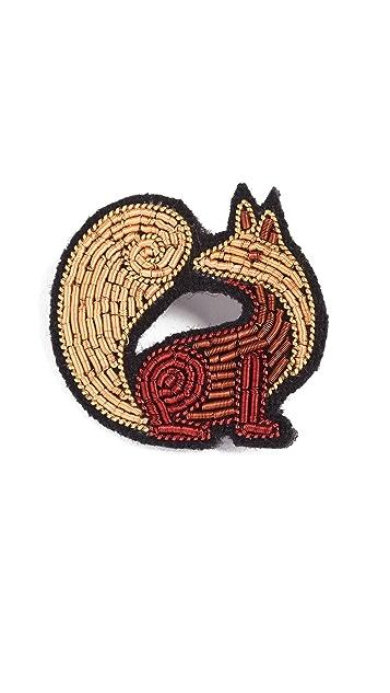 Macon & Lesquoy Fox Pin