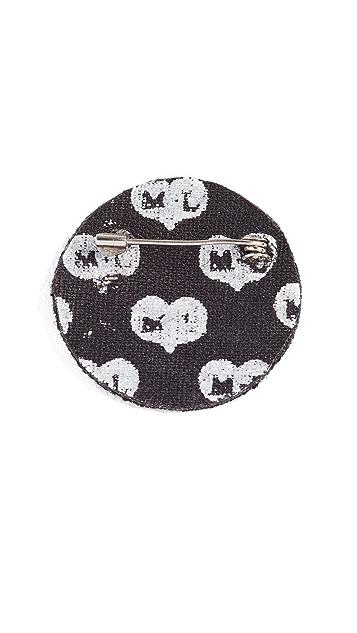Macon & Lesquoy Soccer Ball Pin