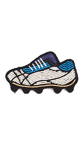 Macon & Lesquoy Soccer Cleat Pin