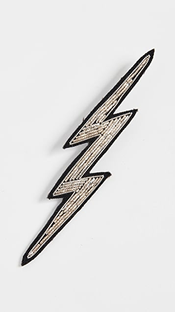 Macon & Lesquoy Lightning Pin