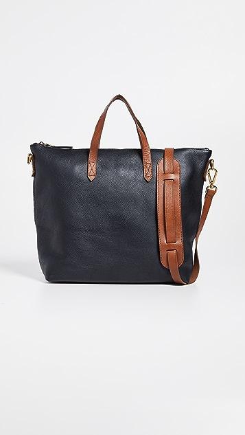 Madewell Универсальная сумка на молнии сверху