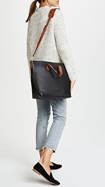 Madewell Zipper Transport Bag