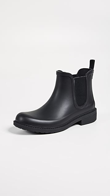 Madewell The Chelsea Rain Booties