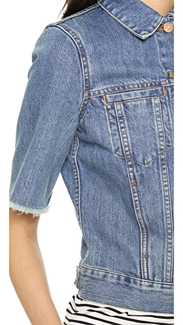 Madewell The Summer Jean Jacket