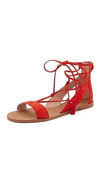 40f825124e6e Madewell Bridget Lace Up Gladiator Sandals