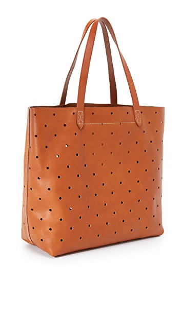 Madewell Holepunch Transport Tote