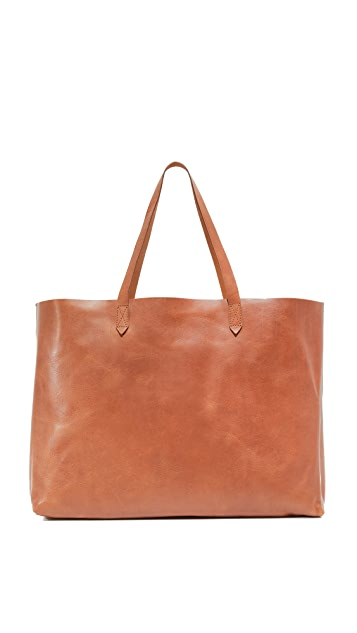 Madewell East / West Transport Tote