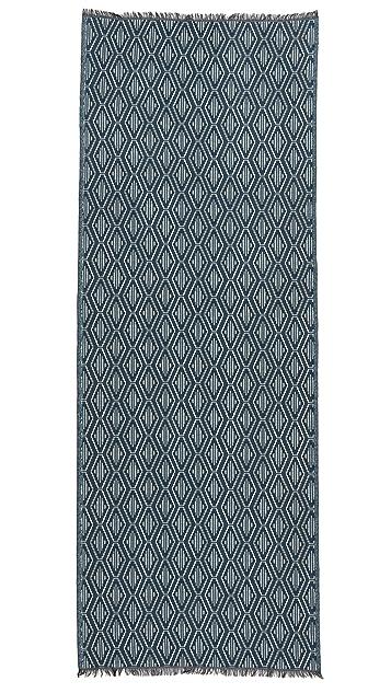 Madewell Diamond Weave Scarf