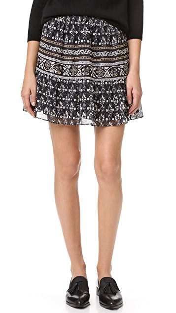Madewell Short Skirt