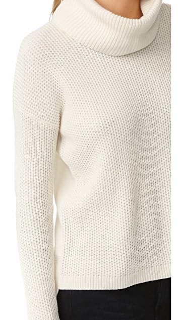 Madewell Convertible Turtleneck Sweater