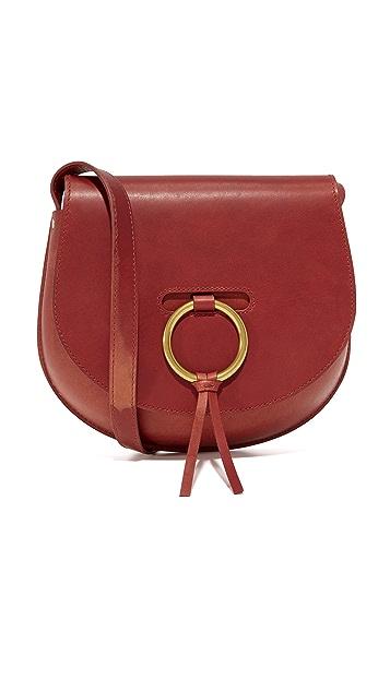 6c1182be4ead Madewell O Ring Saddle Bag
