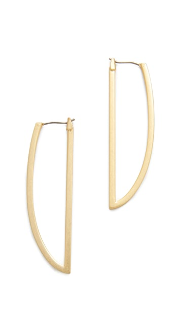 Madewell Wishturn Earrings