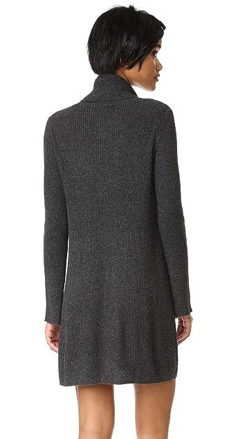 Madewell Turtleneck Sweater Dress