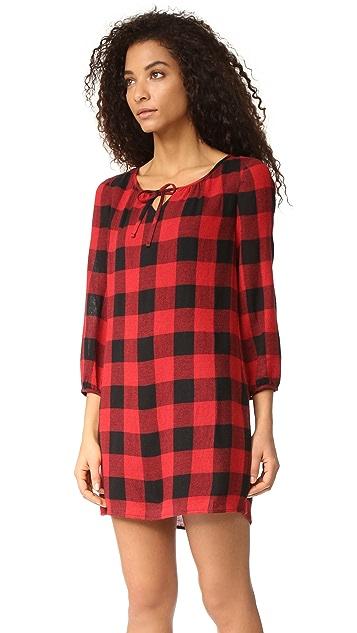 Madewell Kristen Tunic Dress