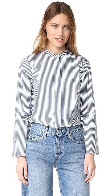 Madewell Belle Sleeve Shirt