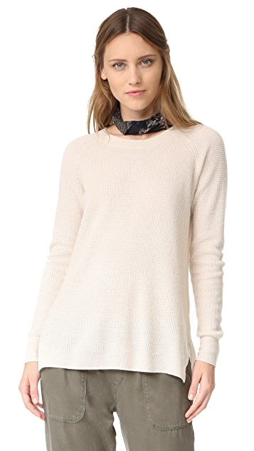 Madewell Solid Helena Sweater