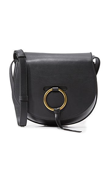Madewell O Ring Saddle Bag