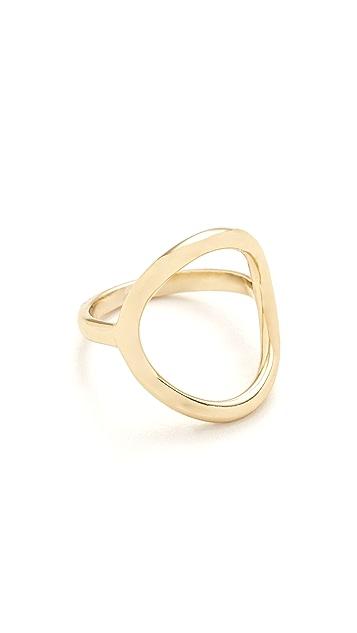 Madewell Круглое кольцо Ceremony