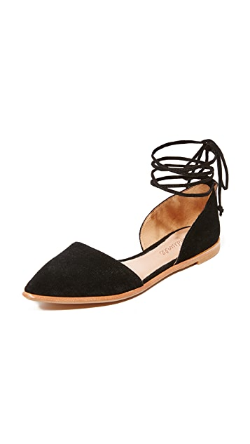 Madewell Arielle d'Orsay Flats