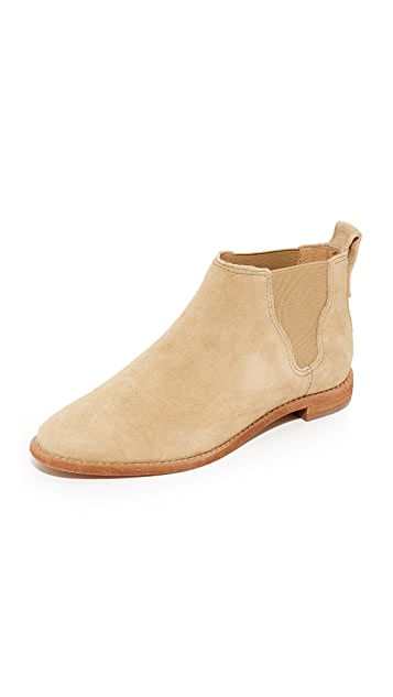 Madewell Bryce Chelsea Boots