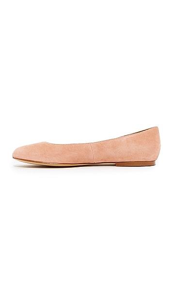 Madewell Finch Ballet Flats