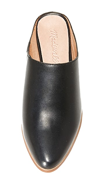 Madewell The Barlow Mules