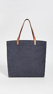 Madewell 帆布运输手提袋