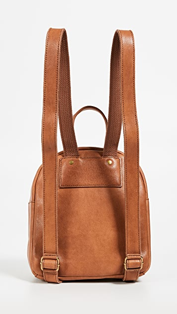 Madewell The Lorimer Mini Backpack