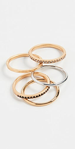 Madewell - Filament Stacking Rings