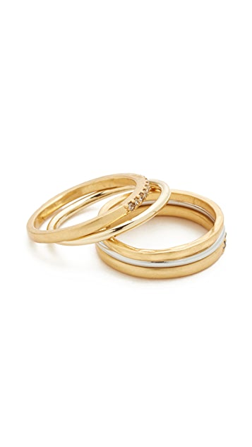Madewell Filament Stacking Ring