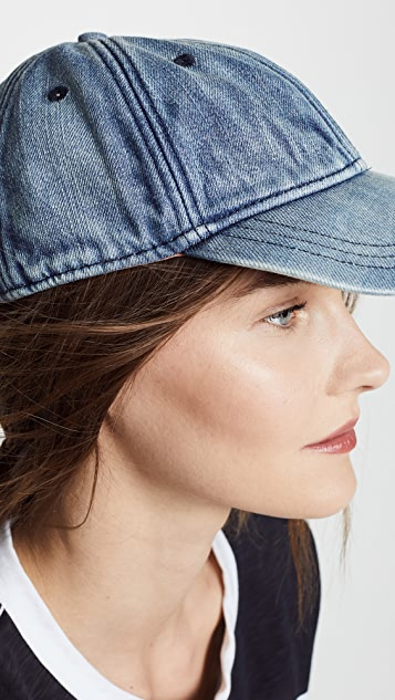 Madewell Denim Baseball Hat