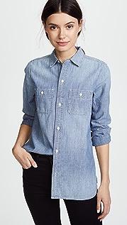 Madewell Ex Boyfriend 衬衣