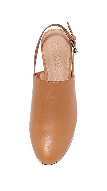 Madewell Callie Slipper Flats