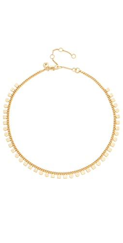 Madewell - Mini Geochain Choker Necklace