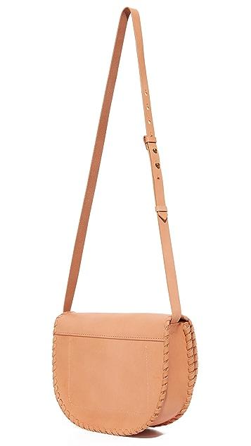 Madewell Whipstitch Saddle Bag