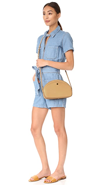 Madewell Mini Half Moon Bag