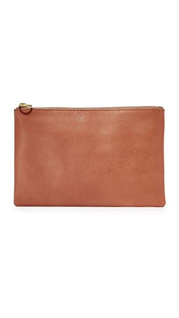 Madewell Medium Pouch