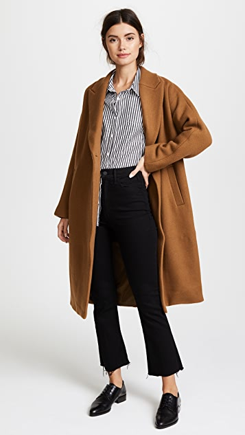 Madewell Пальто-кокон Atlas