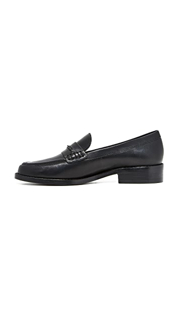 Madewell Elinor Loafers