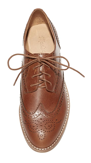 Madewell Juliette Oxfords