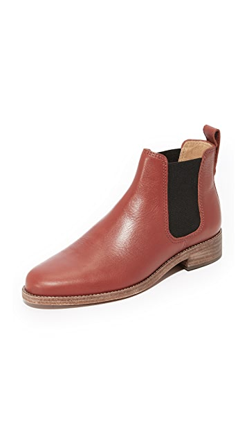 Madewell Ainsley Chelsea Boots