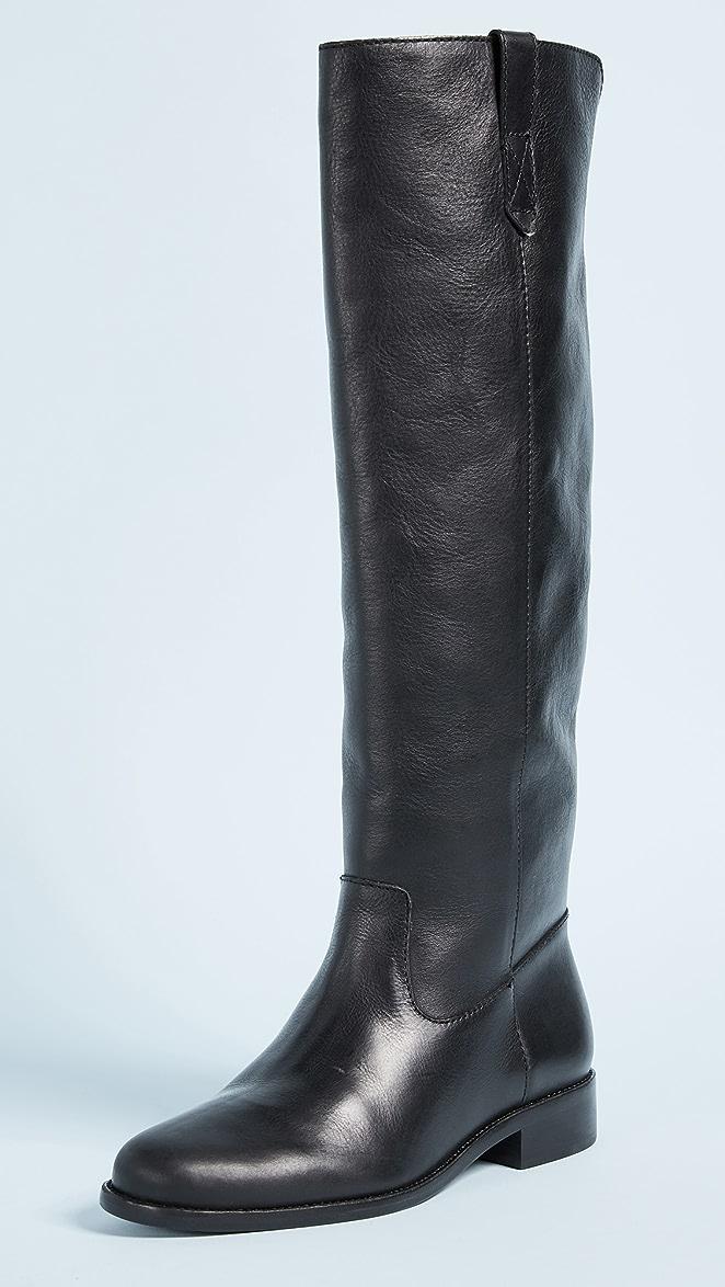 cfa0986c798 Madewell Allie Knee High Boots   SHOPBOP