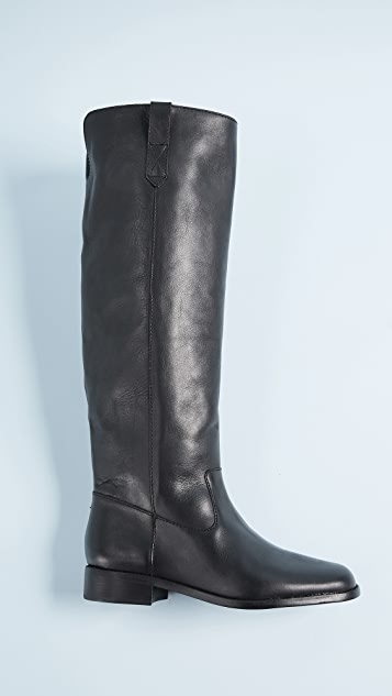 Madewell Allie Knee High Boots